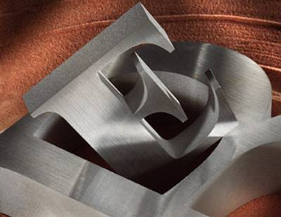 aluminium buchstaben hochwertig modern ausdrucksstark kopie 1. Black Bedroom Furniture Sets. Home Design Ideas